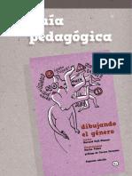 Guia Pedagogica Dibujando El Genero