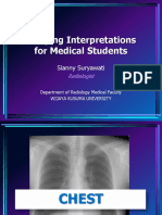 Clinical Skill Imaging Interpretations for Medical Strudents