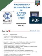Interpretacion y Documentacion de La Iso 17025 - As (Presentacion)