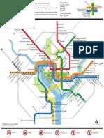 DC Metro Map