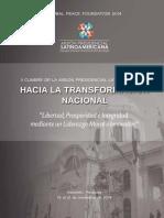 II Conferencia Hemisferica - Hacia la Transformacion Nacional - Asuncion - 19 a 21 de noviembre - Asuncion