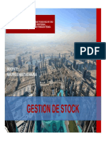 STOCK y CPM