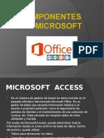 Componentes de MicrosoftKKK