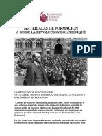 Fracaso de La Revolucion Bolchevique - Material Formativo de la Conferencia del Liderazgo del Uruguay