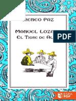 Ireneo Paz - Manuel Lozada. El Tigre de Aliciq