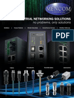 Mencom Industrial Networking Solutions