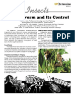 The Bagworm and Its Control