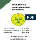RPP Buku Besar Pembantu