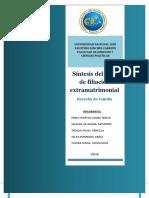 Trabajo Filicion Extramatrimonial[1]