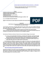 Lettera proclamazione sciopero 2017.pdf