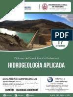 Hidrogeologia Dossier