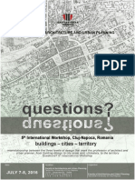 Questions2016 Programme