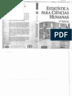 Estatistica Para Ciências Humanas