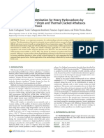 Suitable Density Determination for Heavy Hydrocarbons by Solution Pycnometry- Virgin and Thermal Cracked Athabasca Vacuum Residue Fractions