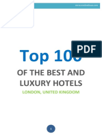 Top 100 of the Best and Luxury Hotels in London United Kingdom