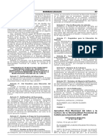 Aprueban Plan Municipal del Libro y la Lectura de la Municipalidad Provincial de Cañete para el periodo 2017 - 2021