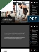 CPA Exam Digital Brochure