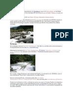 Principales Rios y Volcanes de Guatemala
