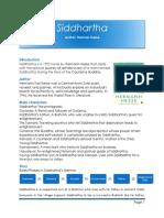Group 5 Report_Siddhartha