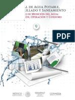Libro9 (Sistemas de Medicion Del Agua, Produccion Operacion y Consumo)