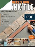 Here's How ... Ceramic Tile.pdf