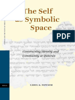 Brill - NEWSOM, Carol A. - The Self As Symbolic Space, Constructing Identity and Community at Qum.pdf