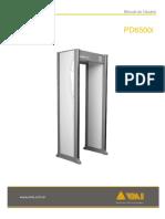 MAN.07.09.044.GSA_00R - Manual Do Usuário PD6500i - Garrett