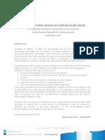 Informacion Para Comunicacion Social Sva-smi 2016