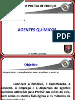 Apresentação Sobre Agentes Químicos