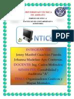 NUEVAS TECNOLOGÍAS DE INFORMACIÓN
