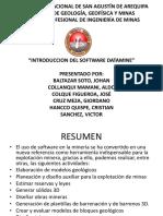 Software en Minería