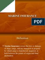 Marine Cargo Presentation