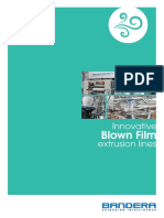 Blown Film Lines Brochure