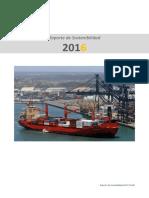 Reporte de Sostenibilidad 2016 SAAM 12 Junio 2017