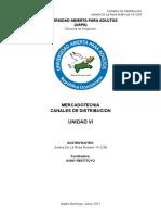 Universidad Abierta Para Adultos Unidad 6 CD Juliana de La Rosa