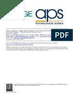 OtroModeloFredrickson Et Al 2002 Positive Emotions Trigger Upward Spirals Toward Emotional Well-being