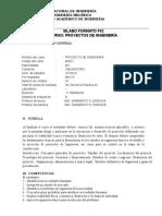 MC612.Proyectos de Ingeniería. ABET