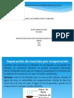 METODOS DE SEPARACION DE MEZCLAS 2016.pptx