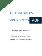 Actuadores Neumaticos