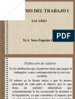 Modulo X Salario