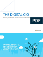 The Digital Cio