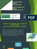 Logistica Inversa en El Subsector de Plasticos
