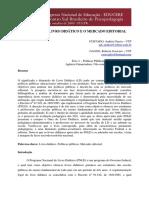 Políticas Do Livro Didático e o Mercado Editorial