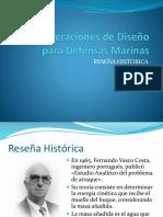 02. Consideraciones de Diseño Para Defensas