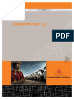 Company Profile Mha