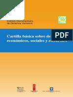 Cartilla Basica DESC IIDH