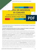 _La protección de los menores en la comunidad_, la primera colección de datos _ Autoridad para Niños y Adolescentes