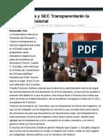 24-01-17 Gobernadora y SEC Transparentarán La Nómina Magisterial - El Diario