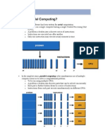 Overview Parallel Computing