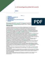El Proceso Atípico de Homologación Judicial Del Acuerdo Extrajudicial